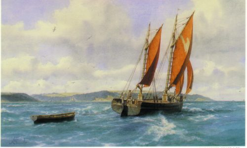 Coasting by John Chancellor