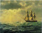 Frigate Patrol by John Chancellor