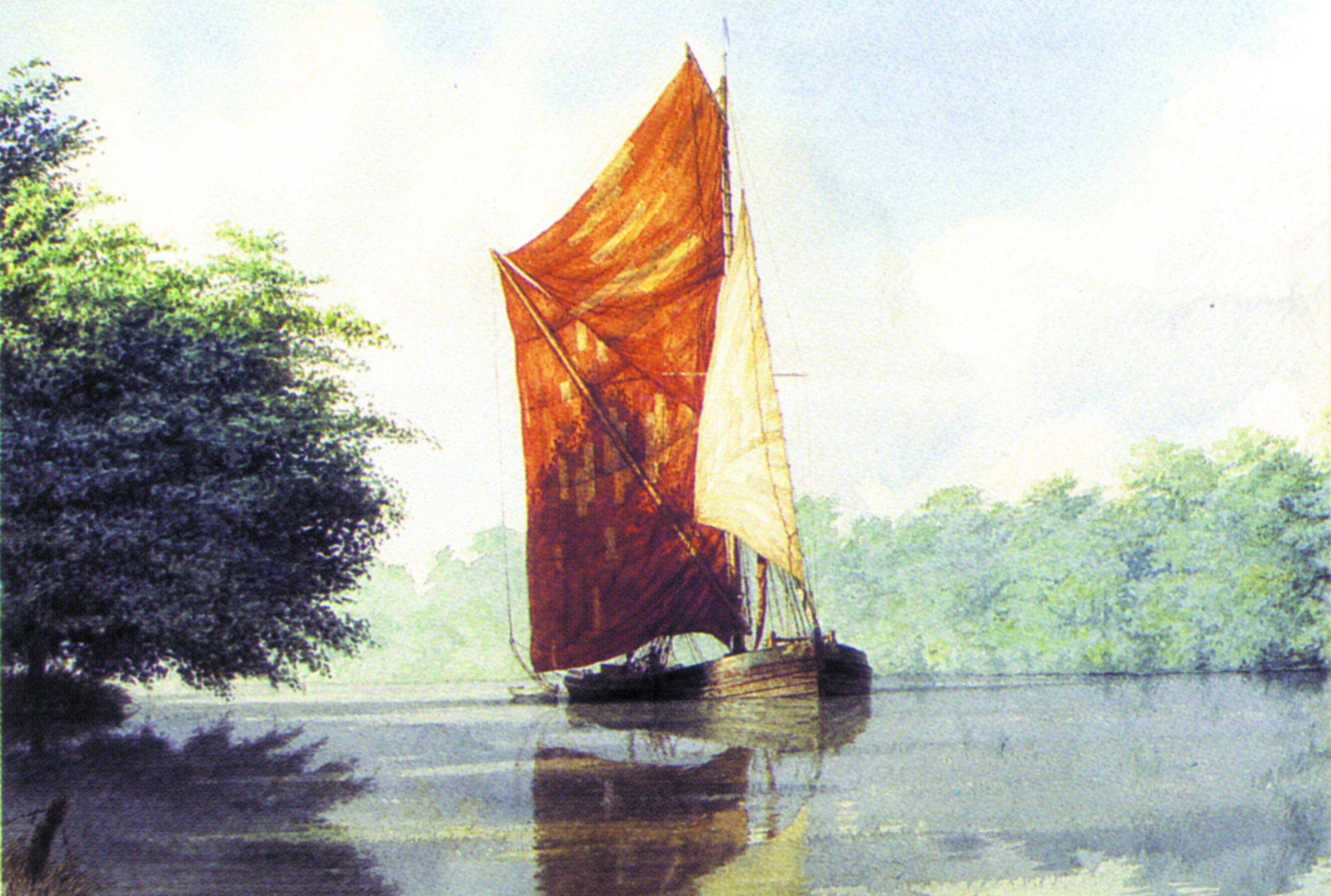 Tubby Blake's Yacht